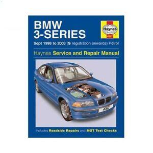 Revue technique Haynes pour BMW E46 essence de 98 à 2003