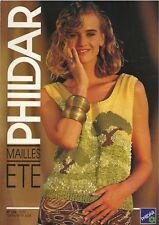 Phildar - Mailles été n°203
