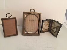 Vintage Group Of 3 Picture Frames