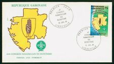 Mayfairstamps Gabon 1981 Scouts Panafrican Congress First Day Cover wwo1465