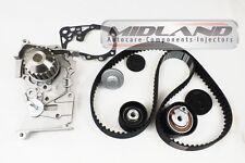 RENAULT CLIO MEGANE LAGUNA K4J & K4M ENGINE TIMING CAM BELT KIT+WATER PUMP*NEW*