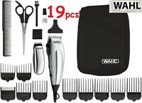 wahl 79305-1316 Homepro Vogue Deluxe 19 Pcs Hair Clipper and Trimmer 220V