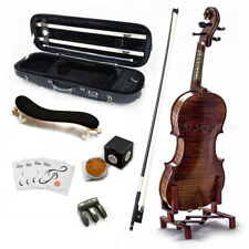 SKY AA+ Maple 4/4 Size VN512 Violin Grand Master Series Professional Fiddle NEW