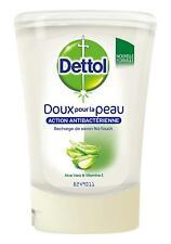 [Ref:3025661-5] DETTOL Lot de 5 Recharges de Gel Lavant 250 ml pour les Mains -