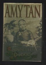 The Bonesetter's Daughter by Amy Tan (2001, Hardcover), Signed 1st