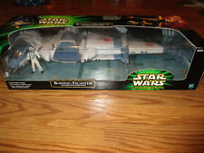 Star Wars POTJ B-Wing Fighter with Sullustan Pilot (New in Box)