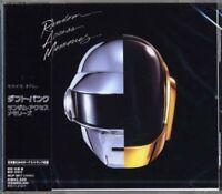 DAFT PUNK-RANDOM ACCESS MEMORIES-JAPAN CD BONUS TRACK F30