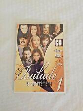 Narodna Muzika Best Hit Lepa Brena Ceca Dragana Balade za sva vremena 1 Folk CD
