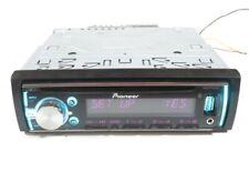 Pioneer DEH-X6710BT Bluetooth AM/FM CD Stereo Car Audio 1-DIN Receiver