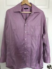 Authentic Burberry Men's Dress Shirt, Size 15 1/2R