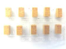 4.7uf 25v 10% Tantalum SMD Size 5mmx2.5mm  AVX TAJC475K025 x10pcs