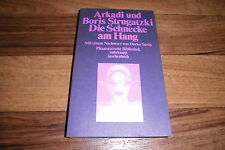 A. + B. Strugatzki -- die SCHNECKE am HANG // Phantastische Bibliothek 13 / 1979