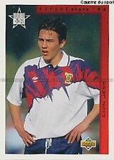 N°242 EDIN JESS - SCOTLAND  TRADING CARDS UPPER DECK WORLD CUP USA 1994