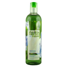 Faith in Nature Rosmarin Shampoo Natur Haarwachstum 400ml