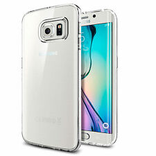 FUNDA GEL FINA TRANSPARENTE PARA SAMSUNG GALAXY NOTE 5 S6 EDGE S6 EDGE PLUS