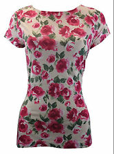 TU Floral Tops & Shirts for Women