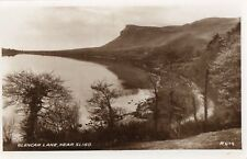 GLENCAR LAKE NEAR SLIGO IRELAND RP IRISH POSTCARD by VALENTINES No. R679
