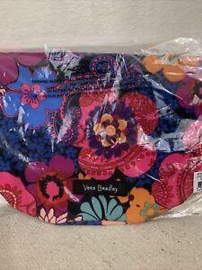 Vera Bradley Lighten Up Mini Ditty Bag in Floral Fiesta Print