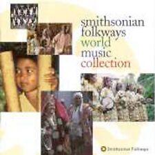 Various Artists - Smithsonian Folkways: World Music / Various [New CD]