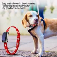 Waterproof Pet Collar GPS GSM GPRS Tracker Real time Locator for Dogs Cats IP67
