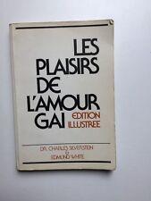 LES PLAISIRS DE L'AMOUR GAY