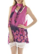 Vestiti da donna rosa a pois