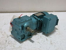 SEW EURODRIVE S47-DT71D4 / ASDX  MOTOR AND GEARBOX, 277/480 VAC (NEW NO BOX)