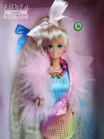 1991 Totally Hair Blonde Barbie Doll Mattel Restoration - Rosewater Barbie 2020