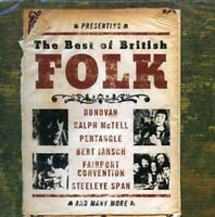 The Best of British Folk - Fairport Convention, Donovan & More - NEW - SEALED