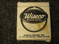 WISECO PISTON RING YAMAHA YZ 80 1974-1980 MX G4TR KAWASAKI 1949L OEM AHRMA VMX