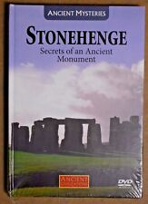 Ancient Mysteries Stonehenge Secrets of an Ancient Monument - NEW UNOPENED