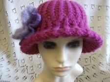 'Mimm' - Ladies Brimmed Hat - Easy Knitting Pattern
