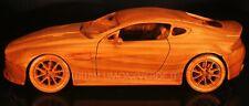 ASTON MARTIN VANTAGE V8 S WOOD CAR BIKE MODEL MODELLISMO LEGNO AUTO MOTO