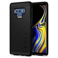 Galaxy S9 / S9 Plus Case | Spigen® [Tough Armor] Shockpoof Heavy Duty Dual Cover