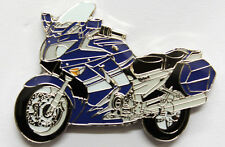 Yamaha Fjr1300 FJR 1300 Enamel Motorcycle Biker Pin Badge From Fat Skeleton