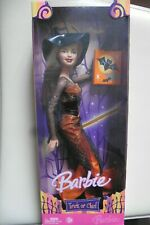 NEUF - Barbie Halloween Trick or Chic 2006 Happy Halloween Collection Mattel