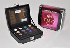 MAKE UP FOR EVER Studio Case  A Set of 12  Artist Shadows Artist Liner NIB