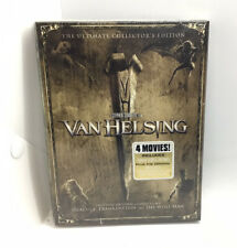 Van Helsing (Dvd, 2004, 3-Disc) Dracula Frankenstein The Wolf Man New Sealed!