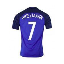 20d30190f22e8 Flocage pour maillot GRIEZMANN 7 Haute Qualité Equipe de france de football