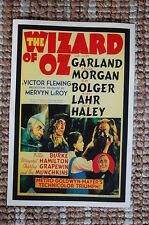 The Wizard of Oz #2 Lobby Card Movie Poster