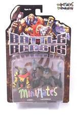 Battle Beasts Minimates Series 1 Vorin & Vachonis