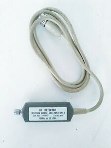 Anritsu Wiltron 560-7S50  RF Detector (OPT 2) 26.5GHz