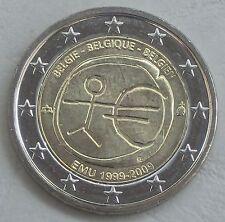 2 Euro Belgien 2009 10 Jahre WWU unz