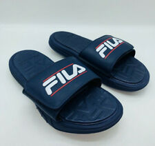 Fila MEN's Tacombi Slide Sandals - Blue