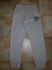 Boys NEXT Grey Tracksuit Bottoms Joggers 13 Years