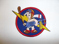 0502 WW2 US Army Air Force 487th Fighter Squadron FS USAAF R12B