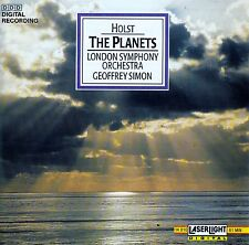 GUSTAV HOLST : THE PLANETS / CD - TOP-ZUSTAND