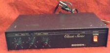 Bogen Classic C20 Amplifier Max Aux-Power 300W 60Hz