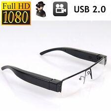 Full HD 1080P Glasses Spy Hidden Sport Camera DVR Video Recorder Eyewear DV Cam