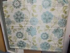 M&S Roman Blind in Paris fabric  NEW made to measure